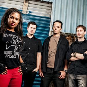 Static Era band photo.