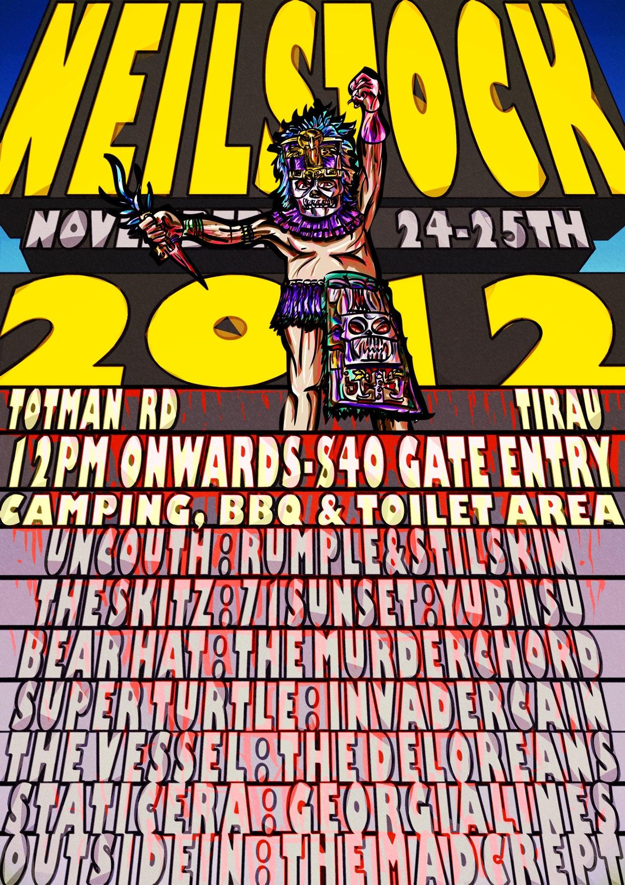 Neilstock 24 November 2012.